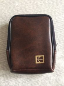 Sac kodak Simili cuir Marron