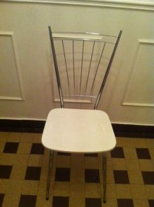 Chaise cuisine vintage