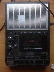 Magnétophone Philips N2235, année 1981