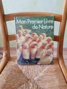 livre sur la nature des années 70
