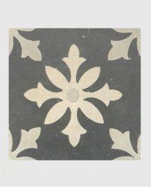 Cadres décoratifs en béton avec impressions