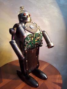 robot vintage ruby flash