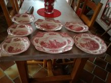 SERVICE DE TABLE ANGLAIS