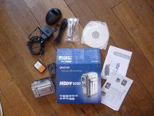 Appareil photo numérique Compact Aiptek HDDV 8300  argenté