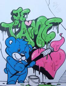 Je t'aime Bleu