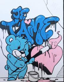 Je t'aime Bleu Ciel
