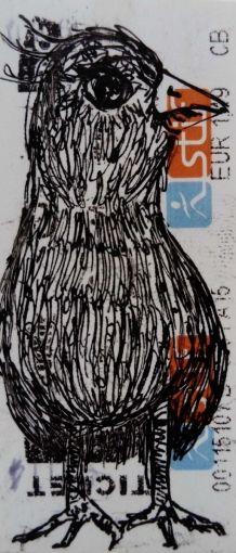 Jessica Pliez - L'oiseau Curieux