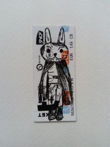 Jessica Pliez - Sérial lapin