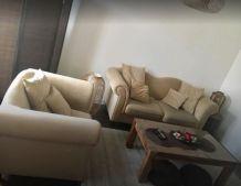 Canapé + fauteuil