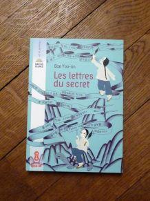 Les Lettres Du Secret - Bae Yoo An - Editions Chan Ok