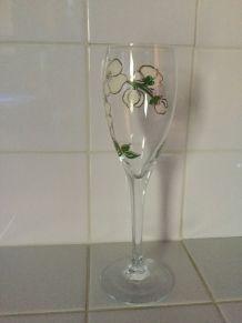 Flutes à Champagne Perrrier-Jouet