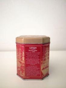 Ancienne boîte à thé LIPTON of London, Royal Ceylan