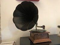 phonographe état de marche