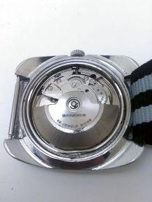 Montre Vintage 70s Sandoz Mvt. Automatique 21 Jewels