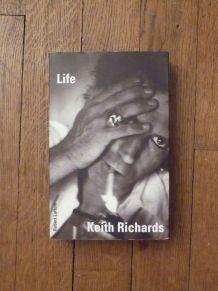 Life -Ma Vie Avec Les Stones-Keith Richards-Robert Laffont