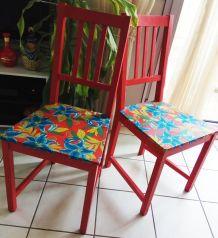 Chaises Uniques