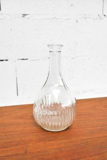 Petit vase transparent