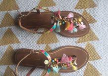 Sandales Naf-Naf