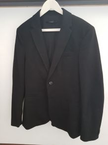Veste noire Zara Homme M