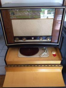 Radio + tourne disque