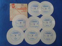 Disques souples Biscottes Clément 1966