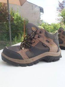 chaussures de marche taille 38