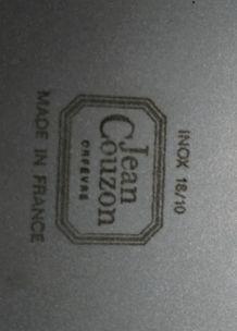 Seau à champagne/à glace en inox Jean Couzon