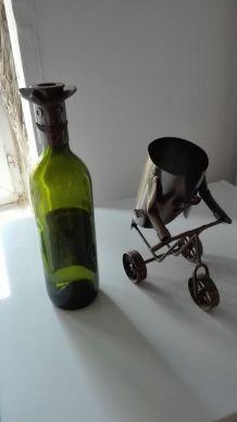 L'homme bouteille