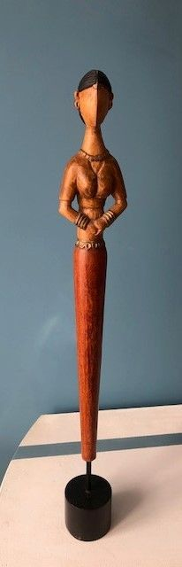 Statuette balinaise 67 cm