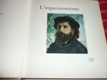 L'impressionnisme  deuxième volume.