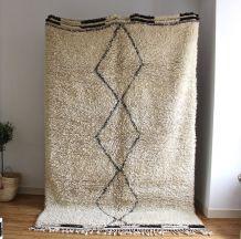 Grand tapis beni ouarain marmoucha