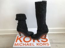 Bottes 38 1/2 Michael korks