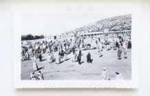 """Photo vintage Maroc Marrakech """"le souk"""" 1934"""