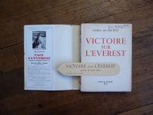 Victoire Sur L'Everest-Général Sir John Hunt - Audiot Dumont