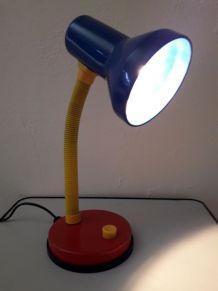 LAMPE DE BUREAU TRICOLORE