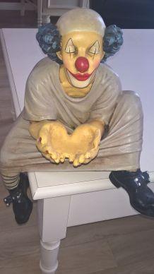 clown décoratif