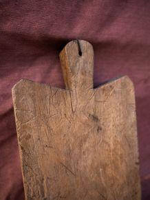 Grand planche à découper en bois massif