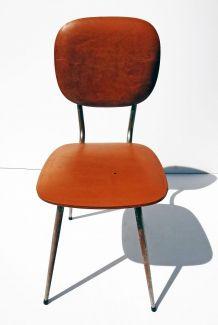 Chaise années 60-70 de marque Tublac