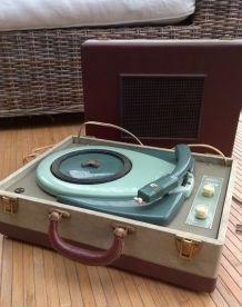 Superbe tourne disque des années 60