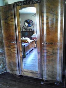 Chambre à coucher année 50
