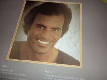 Vinyle 33 T    Julio Iglesias