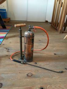 Pulvérisateur cuivre