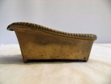 Vide poche ,cendrier en forme de baignoire ancien