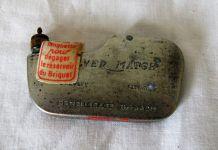 Ancien briquet recharge silver watch