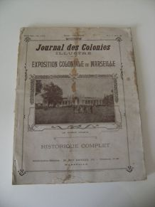 Journal des colonies illustré albert millaud