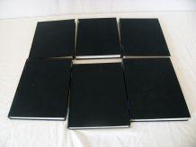 "Lot 4 livres ""la mer"" grande encyclopédie alpha"