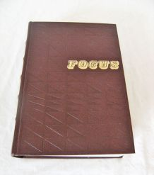 Focus sciences BORDAS relié 1971 Tome IV