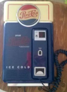 Telephone Pepsi Cola