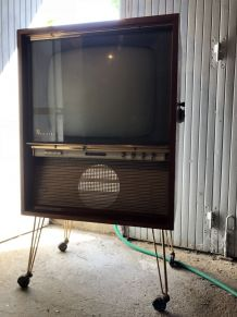 TV Philips année 50