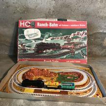 Petit train ancien Ranch Train vintage
